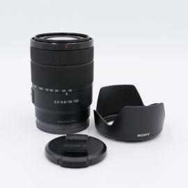 Sony E 18-135mm f/3.5-5.6 OSS Lens - Preowned