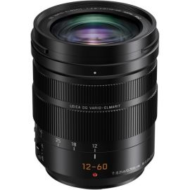 Panasonic LUMIX G 12-60mm F2.8-4.0 ASPH LEICA DG VARIO-ELMARIT Lens -  Mirrorless Micro Four Thirds Mount