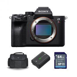 Sony Alpha A7R IV Mirrorless Digital Camera Accessory Bundle