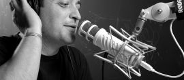 RODE Broadcast quality cardioid end-address dynamic USB microphone
