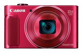 Canon PowerShot SX620 HS Digital Camera Kit -Red