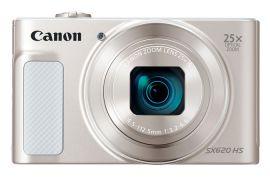 Canon PowerShot SX620 HS Digital Camera Kit - Sliver