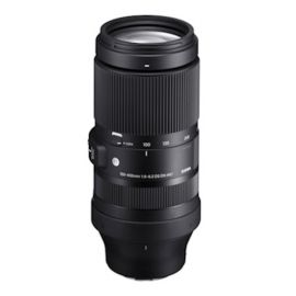 Sigma 100-400mm F5-6.3 DG DN OS - For Sony E