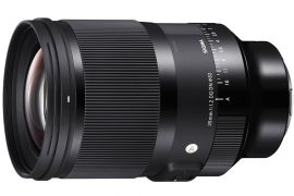 Sigma 35mm F1.2 DG DN Art for Sony FE Mount