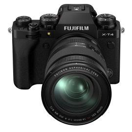 Fujifilm X-T4 Mirrorless Digital Camera with XF16-80mm, Black