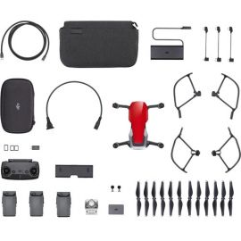 DJI Mavic Air Combo - Flame Red