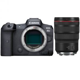 Canon EOS R5 Mirrorless Digital With RF 24-70