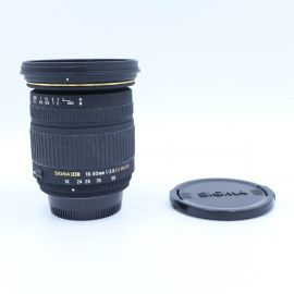Sigma 18-50mm f/2.8 EX DC Lens For Nikon Digital SLR Cameras - Preowned