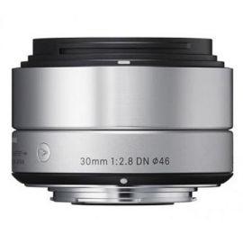 Sigma 30mm F2.8 EX DN ART Lens (Silver) for Panasonic Micro 4/3 Mount