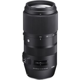 Sigma 100-400mm F5-6.3 Contemporary DG OS HSM Lens Canon EF mount