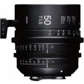 Sigma 50mm T1.5 FF High-Speed Prime Cine Lens (PL)