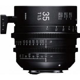 Sigma 35mm T1.5 FF High-Speed Prime Cine Lens (PL)