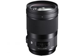 Sigma 40mm F1.4 Art DG HSM for L Mount