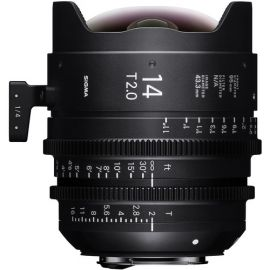 Sigma 14mm T2 FF High-Speed Prime Cine Lens (Canon EF)