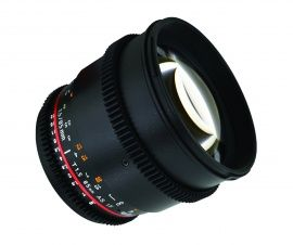 Rokinon DS 85mm T1.5 Cine Lens for Canon EF