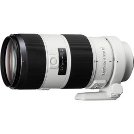 Sony SAL70200G2 - Telephoto zoom lens - 70-200 mm - f/2.8 for Alpha Mount