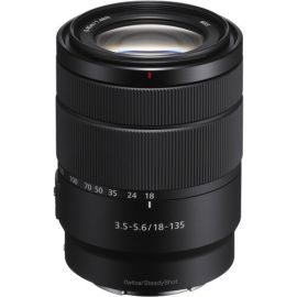 Sony E 18-135mm f/3.5-5.6 OSS Lens