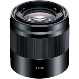 Sony SEL50F18/B 50mm f/1.8 Lens (Black)