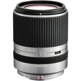 Tamron 14-150mm F/3.5-5.8 Di-III Lens w/ hood SILVER for Micro Four Thirds
