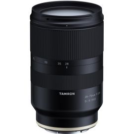 Tamron 28-75mm f/2.8 Di III RXD Lens for Sony cameras