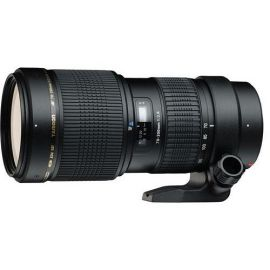 Tamron SP 70-200mm F/2.8 Di LD (IF) Macro Lens w/ hood and case for Canon