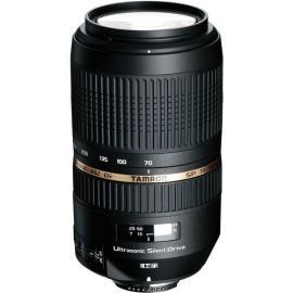 Tamron SP 70-300mm F/4-5.6 Di VC USD Lens w/ hood for Nikon with BIM
