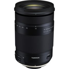 Tamron 18-400mm F/3.5-6.3 Di-II VC HLD Lens w/ hood - Nikon