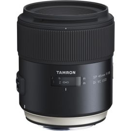 Tamron SP 45mm F/1.8 Di VC USD Lens w/hood for Canon