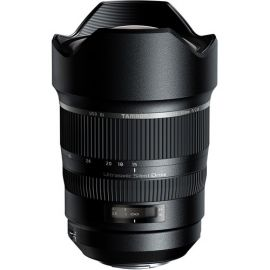 Tamron SP 15-30mm F/2.8 Di VC USD Lens with built-in hood for Nikon