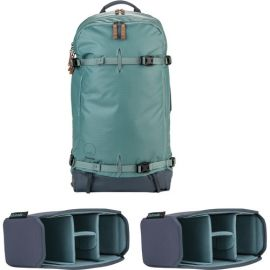 Shimoda Explore 40 Backpack Starter Kit - Sea Pine