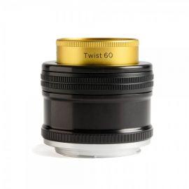 Lensbaby Twist 60 f/2.5 for Nikon F