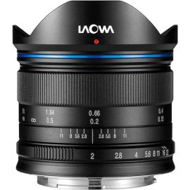 Laowa 7.5mm f2.0 MFT - Standard Black