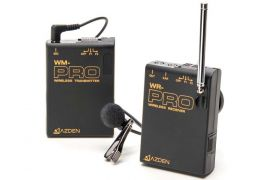 Azden i-Coustics VHF Wireless Lapel Microphone System