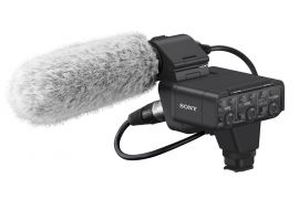 Sony Digital XLR Adaptor Kit with Microphone