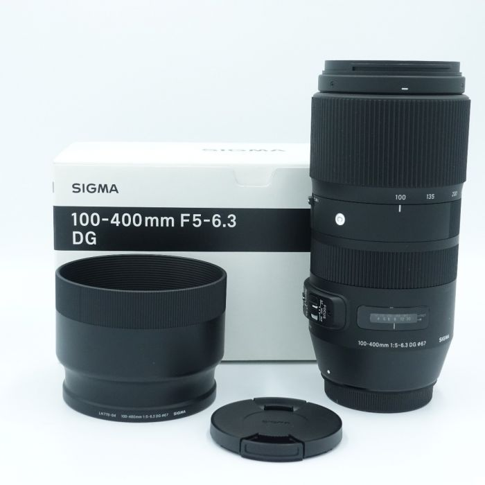 Sigma LH770-04 729 Lens Hood for 100-400mm f//5-6.3 DG OS HSM Contemporary Lens