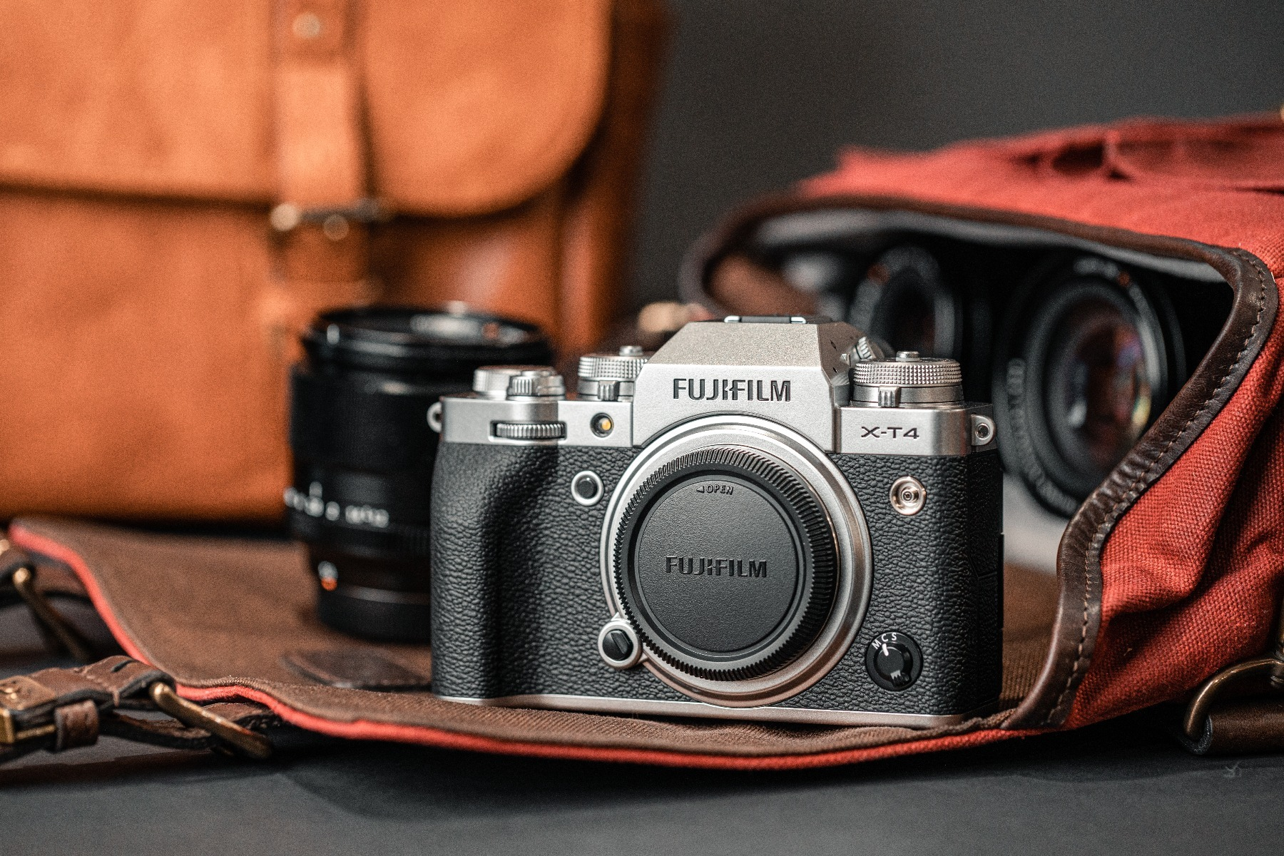 The All New Fujifilm X-T4 is Here!