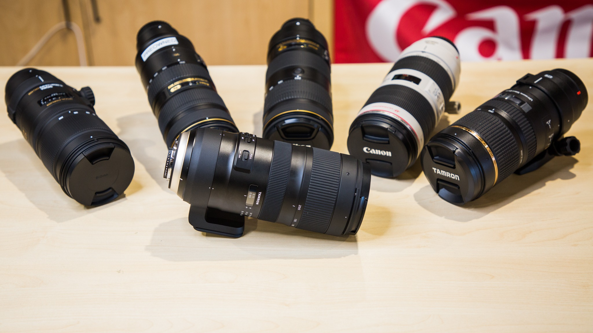 Tamron 70-200 f/2.8 Di VC USD G2 : A first look