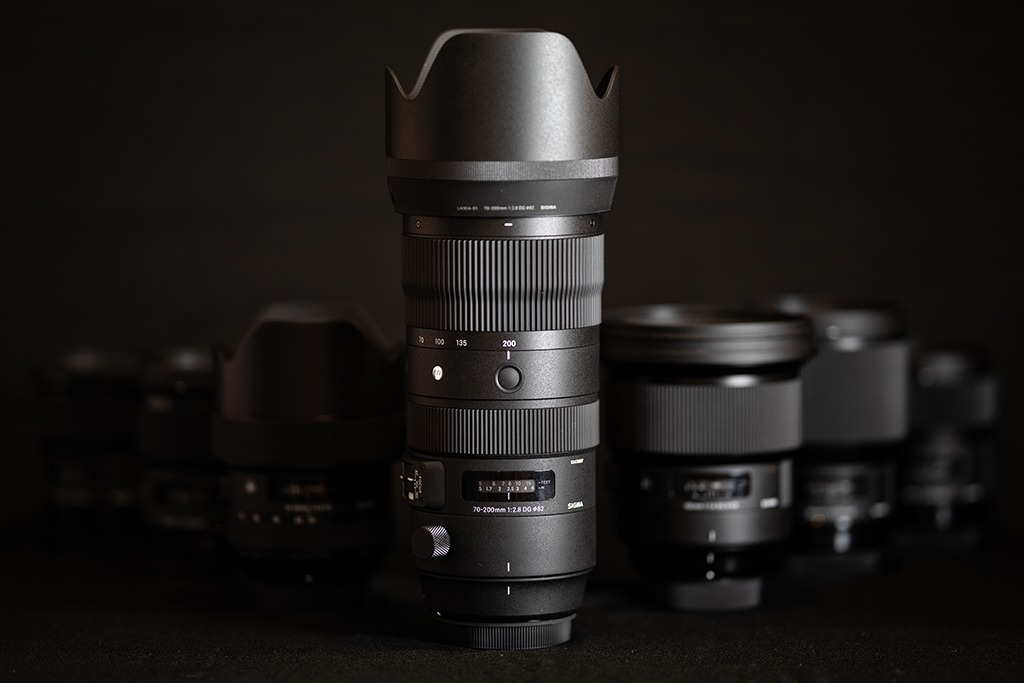 Is Sigma's new 70-200mm f/2.8 Sport the new top dog?