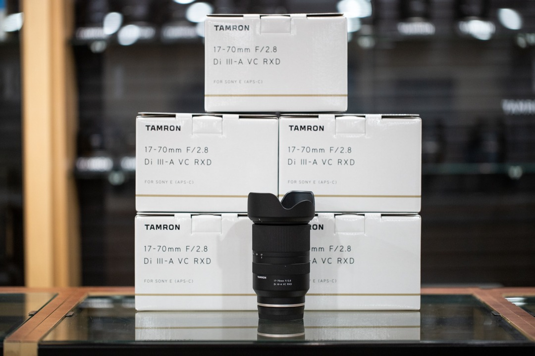 Tamron 17-70mm f/2.8 VC - The Must Have Lens for Sony APS-C
