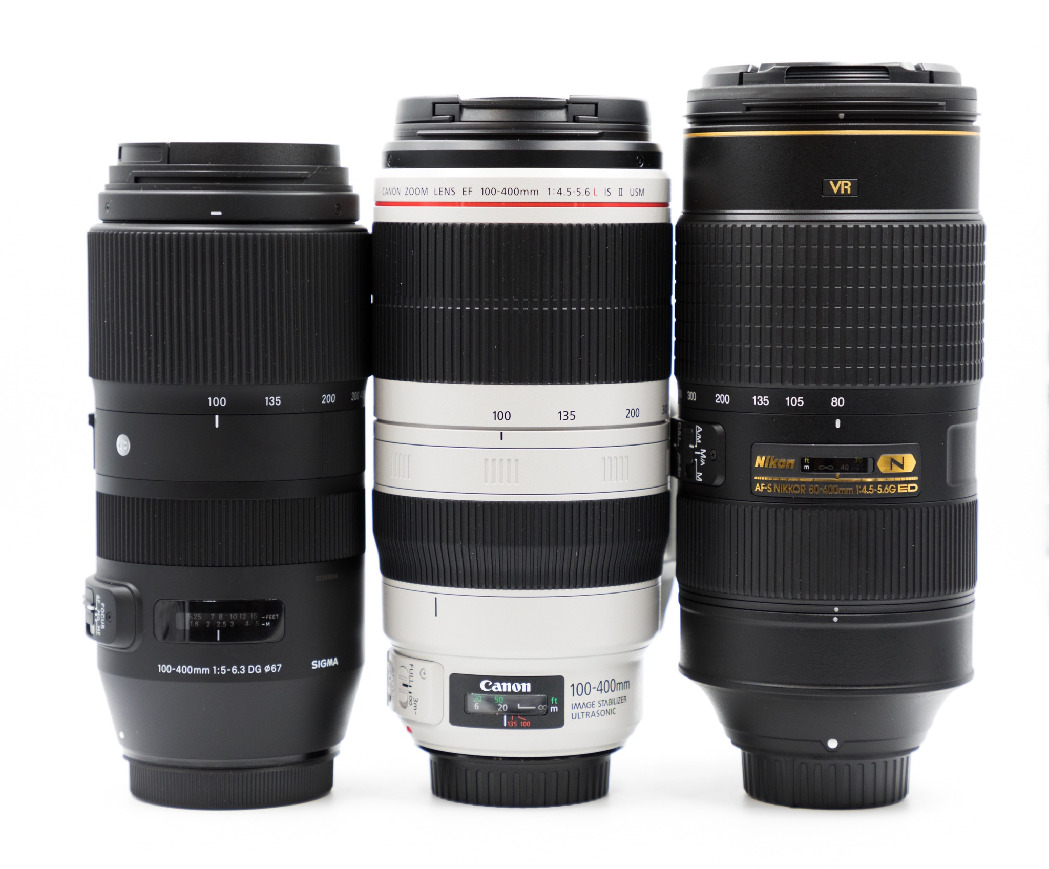 A first look at Sigma's new 100-400mm Contemporary