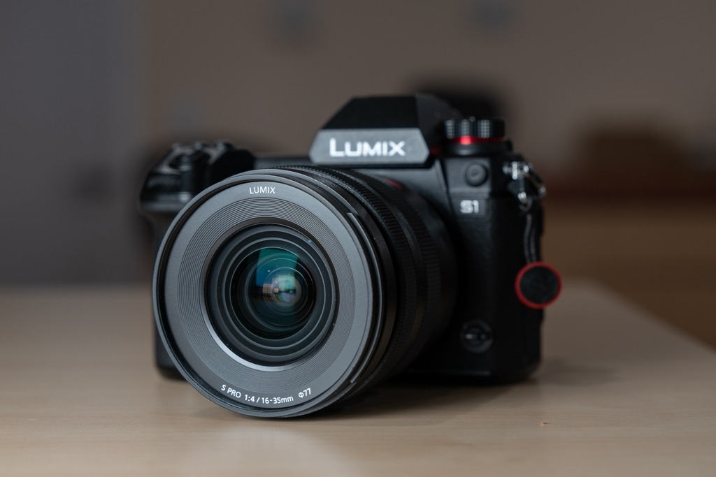 Panasonic Lumix S Pro 16-35mm f/4 - The S-Line's long awaited wide angle lens