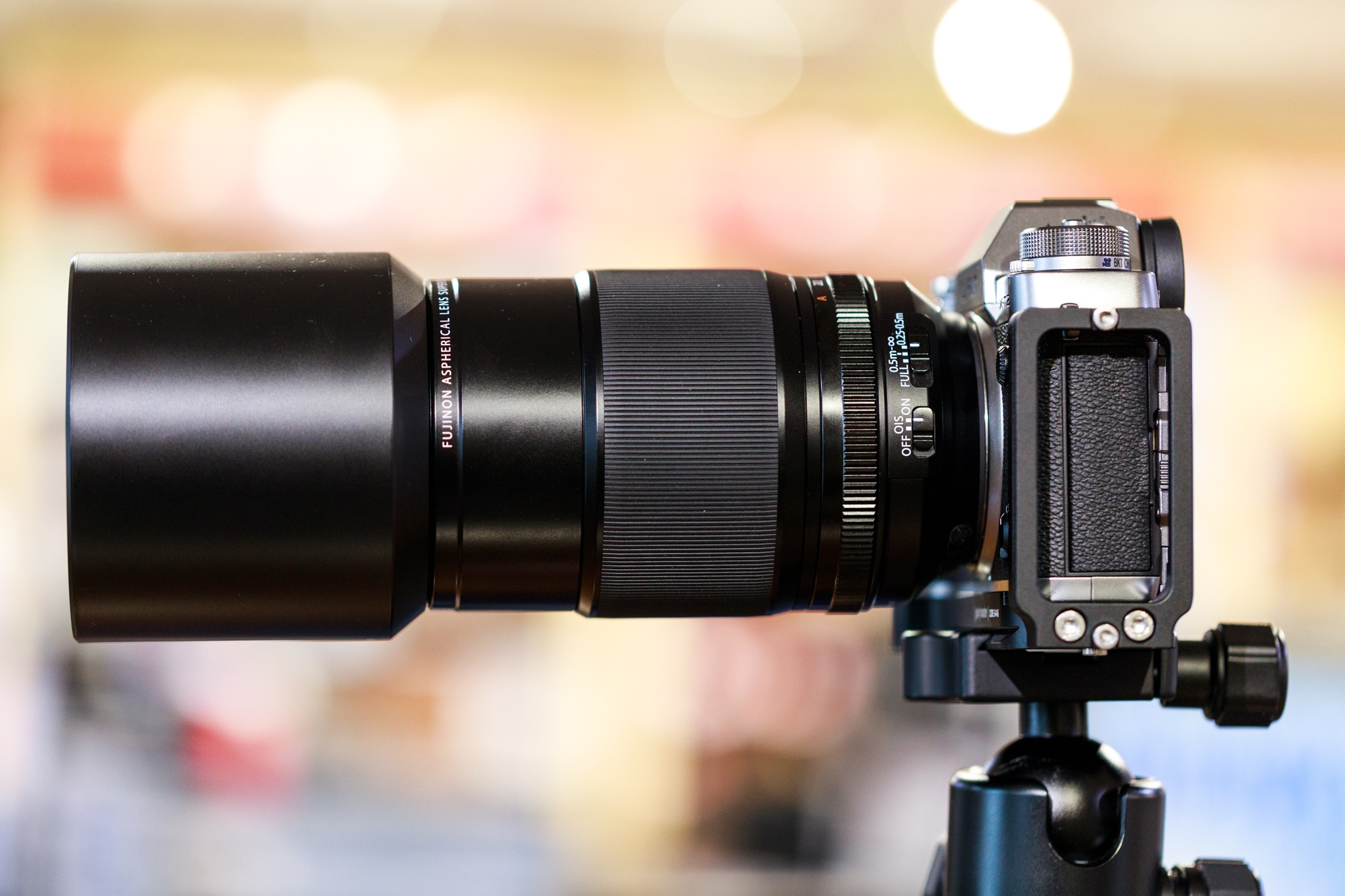 A first look at the Fuji XF 80mm f2.8 Macro
