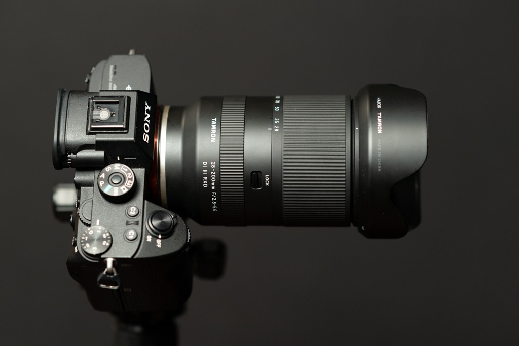 Tamron 28-200mm f/2.8-5.6 for Sony FE - The best all-in-one E-Mount lens? - A first look.