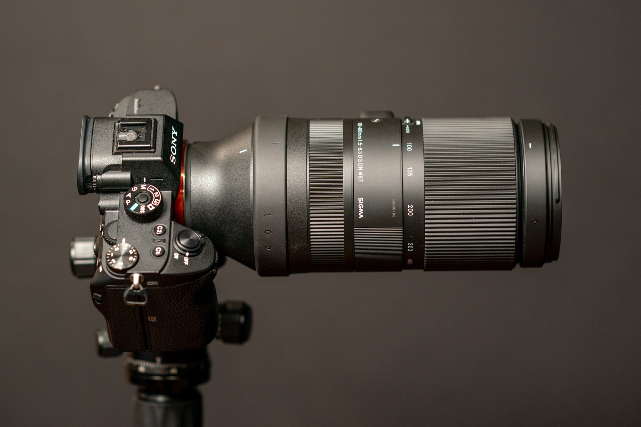 Sigma 100-400mm f/5-6.3 DG DN OS C for Sony E - A Budget Superzoom for Sony